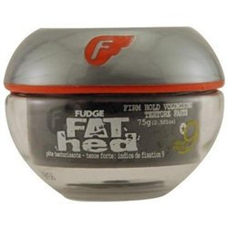 Fudge Fat Hed Firm Hold Volumising Texture Paste 75g