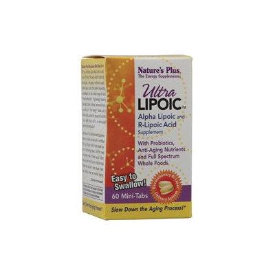 Nature's Plus Ultra Lipoic Alpha Lipoic and R-Lipoic Acid - 30 Tablets
