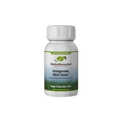 Native Remedies IVS001 Invigorate Skin Tonic for Skin Rejuvenation - 60 VegeCaps