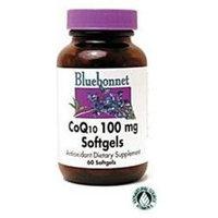 Bluebonnet Nutrition - CoQ10 Ubiquinone From Kaneka 100 mg. - 30 Softgels