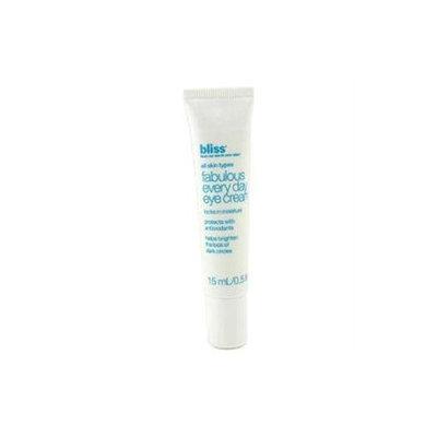 Bliss 11534295701 Fabulous Everyday Eye Cream - 15Ml-0.5Oz