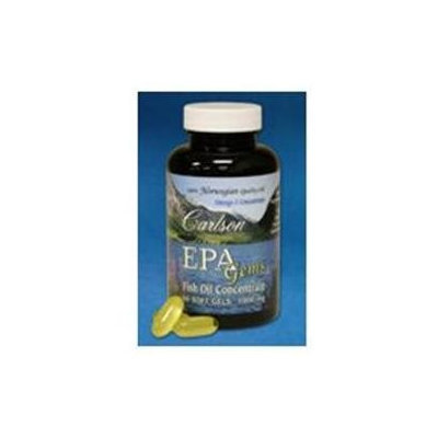 Carlson Labs EPA Gems, 60 Softgels [Health and Beauty]