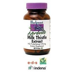 Bluebonnet Nutrition Standardized Milk Thistle Fruit & Seed Extract