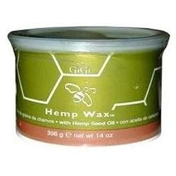 Gigi Wax 0375 13 Oz Hemp Wax