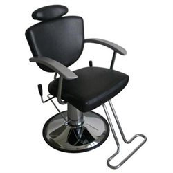 Bestsalon All Purpose Hydraulic Recline Barber Chair Shampoo 67B