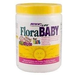 ReNew Life - FloraBABY Advanced Infant & Toddler Probiotic - 60 Grams