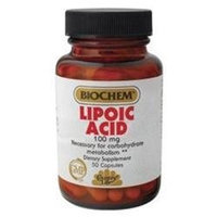 Country Life Lipoic Acid - 100 mg - 50 Vegetarian Capsules