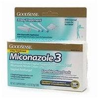 Good Sense Miconazole 3 Day with Disposable Applicator, 1 ea
