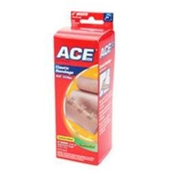 Ace Elastic Bandage, E-Z Clips, 6