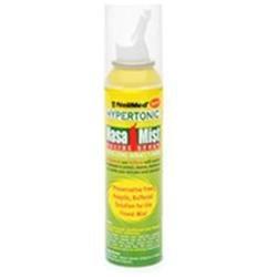 NeilMed Pharmaceuticals - NasaMist Hypertonic Saline Spray - 4.2 oz.