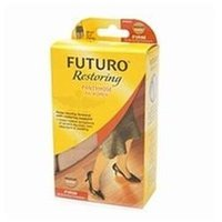 Futuro Restoring Pantyhose for Women, Firm, Nude