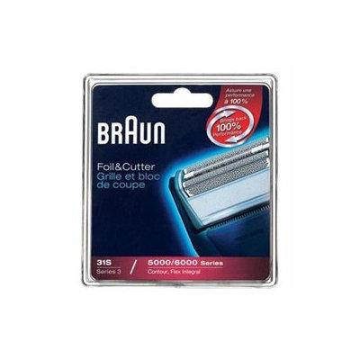 Braun Shave Accessories Foil & Cutter 31S/3 Series 5000/6000