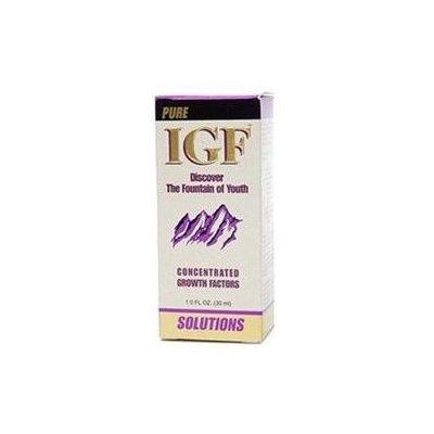 Pure Solutions IGF Growth Factors, 1 fl oz