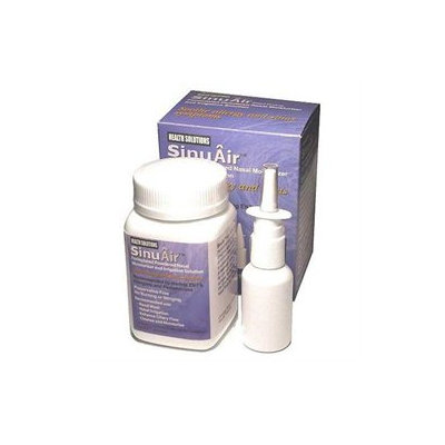 Sinupulse SinuAir Formulated Powdered Nasal Moisturizer and Irrigation Solution, 7.5 oz