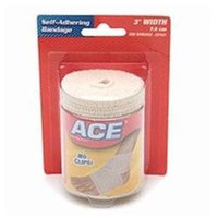 Ace Self-adhering Bandage - 3 - 1pack - Tan (207461)