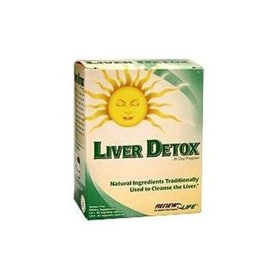 Renew Life CleanseSMART Liver Detox - 1 Kit