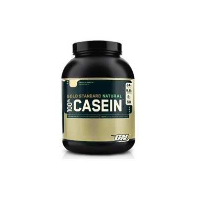 Optimum Nutrition Gold Standard(r) Natural 100% Casein - French Vanilla