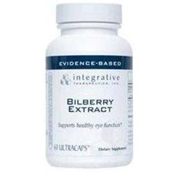Integrative Therapeutics Bilberry Extract 60 Capsules for Dogs and Cats