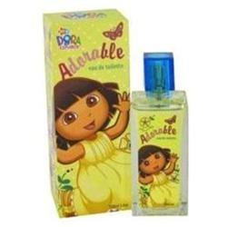 Viacom International Dora Adorable Perfume 3.4 oz EDT Spray