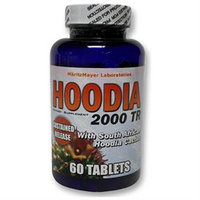 Hoodia 2000 TR (Time Release), 60 Tablets, MaritzMayer Laboratories