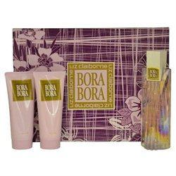 Bora Bora by Liz Claiborne for Women - 3 Pc Gift Set