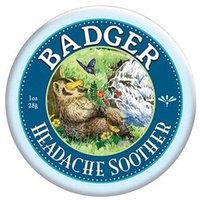 Badger Headache Soother 1oz tin, 1 oz