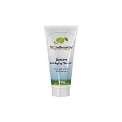 Native Remedies SAC001 SkinSave Anti-Aging Cleanser