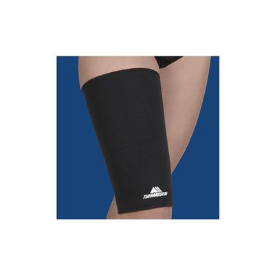 Thermoskin THERMOTHIGHMED Clam Medium Thigh Hamstring Support - Black