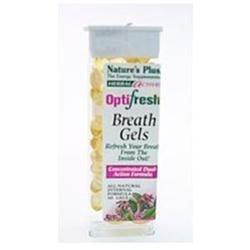 Herbal Actives Optifresh Herbal BreathGels Nature's Plus 50 Softgel