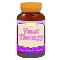 Only Natural Yeast Therapy - 60 Tablets