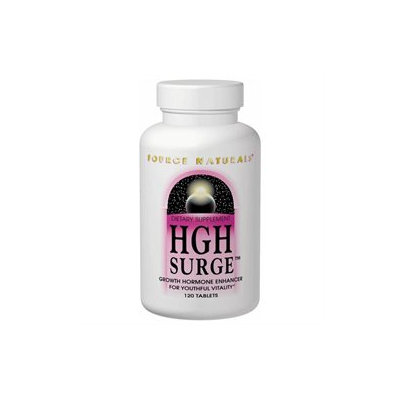 Source Naturals HGH Surge - 50 Tablets
