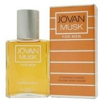 Jovan Musk by Jovan Aftershave Cologne 2 Oz for Men