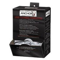 Anchor Brand 101-70-AB Lens Cleaning Towelettes Box-100