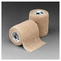 Nexcare Action Wrap, 3 Inches, White - 1 Ea