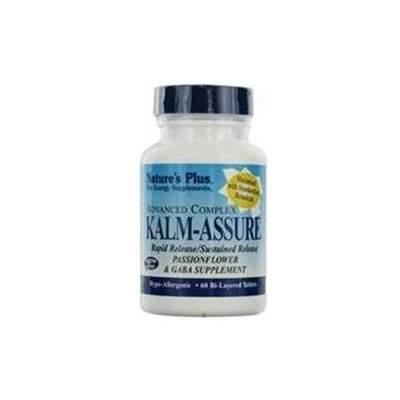 Nature's Plus - Kalm-Assure - 60 Tablets CLEARANCE PRICED