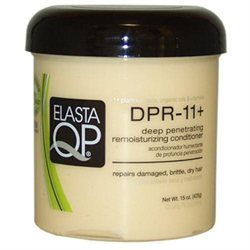 Elasta QP DPR-11+ Deep Penetrating Remoisturizing Conditioner by Elasta QP for Unisex - 15 oz Conditioner