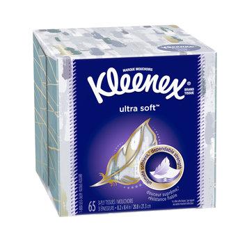 Kleenex® ultra soft™ Facial Tissues