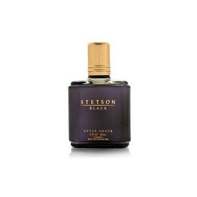 Stetson Black by Coty Aftershave 2 oz