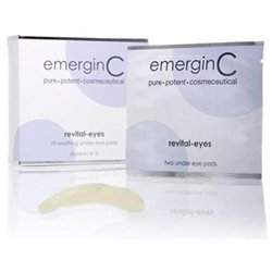 emerginC Rivital-Eyes 10 Soothing Under-Eye Pads