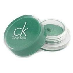 Calvin Klein Tempting Glimmer Sheer Creme Eyeshadow - #313 Tropical Green - 2.5G/0.08oz