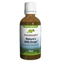 Native Remedies NMK001 Nature's Milk Drops for Breast Milk Production - 50ml
