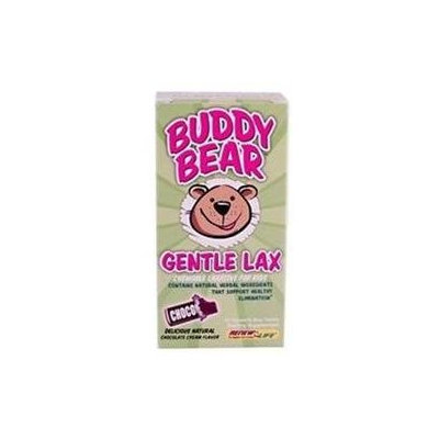 ReNew Life - Buddy Bear Gentle Laxative for Children Chocolate - 60 Chewable Tablets