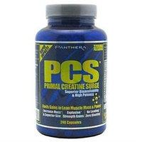 Panthera Pharmaceuticals Primal Creatine Surge - 240 Capsules - Creatine