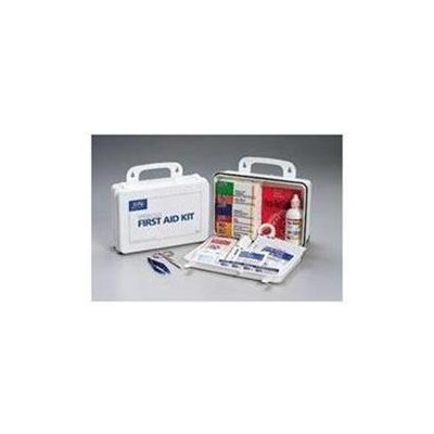 First Aid Only Plastic Vehicle First Aid Kit - 93 Pieces