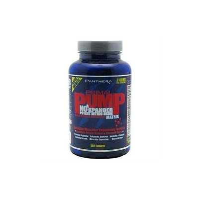Panthera Pharmaceuticals 4630004 Primal Pump 180 Tablets