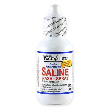 Harmon Face Values Saline Spray