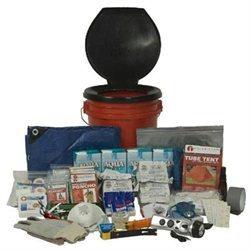 Guardian OKFP 5 Person Bucket Survival Kit