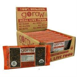 Go Raw Organic Live Flax Bar