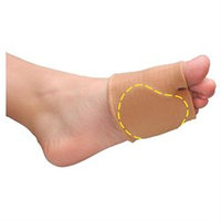 PediFix - Visco-GEL Ball of Foot Protection Sleeve, Large Left