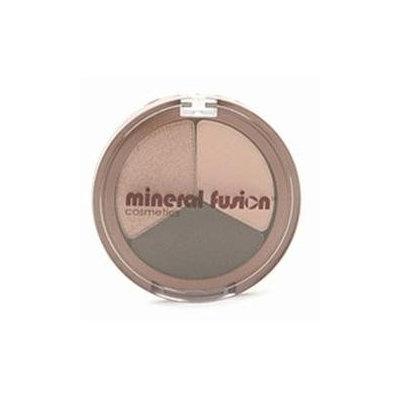 Drugstore Mineral Fusion Trio Eye Shadow, Espresso Gold, .1 oz